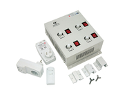 4-Zone Dimmer Box/Controller